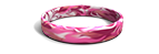 Pink Camo Silicone Wristband