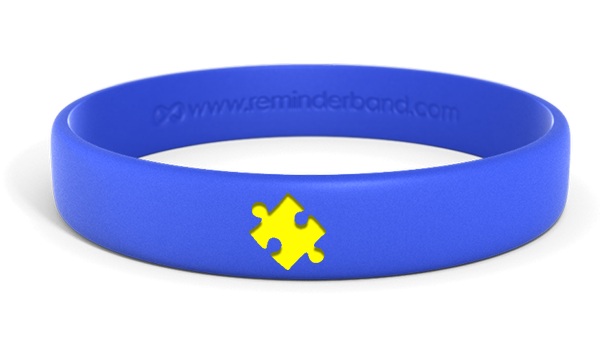 Autism Awareness Wristband