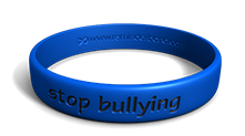 single but bracelet silb bracelets bullying retail teal anti silicone stop wristband
