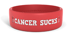 Cancer Sucks Wristband