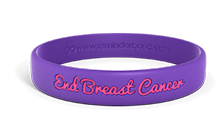 End Breast Cancer Band