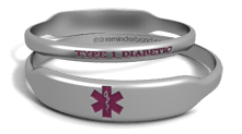 medical id bracelets diabetes