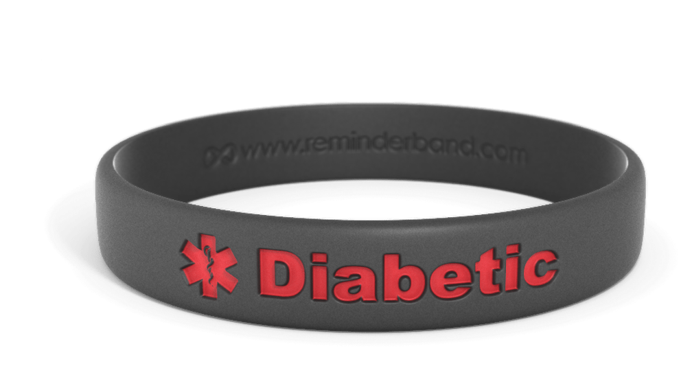 Personal Medical Alert Bracelets Reminderband