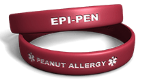 medical allergy bracelets