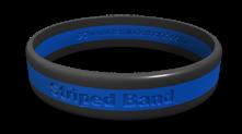 Thin Blue Line Bracelet