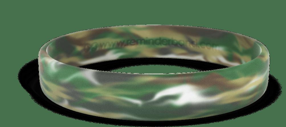 Classic Camo Wristband