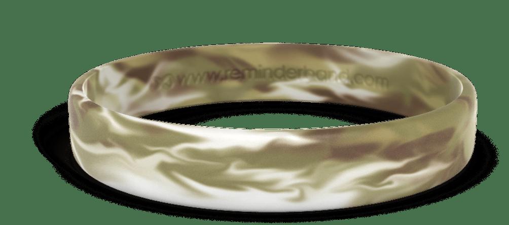 Classic Desert Camo Wristband
