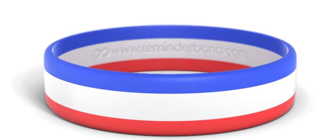 Classic Striped Wristband