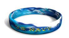 freedom bracelet freedom bracelet us navy bracelet - Support Our Troops Silicone Bracelet
