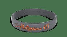 Scripture Philippians 4:13 Bracelet