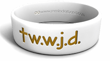 WWJD Phat Bracelet