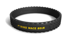 Bike Race Wristband