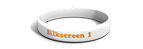 Printed 1-Color Wristbands