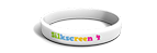 Printed 4-Color Wristbands