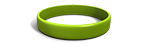 Tree Frog Silicone Wristband